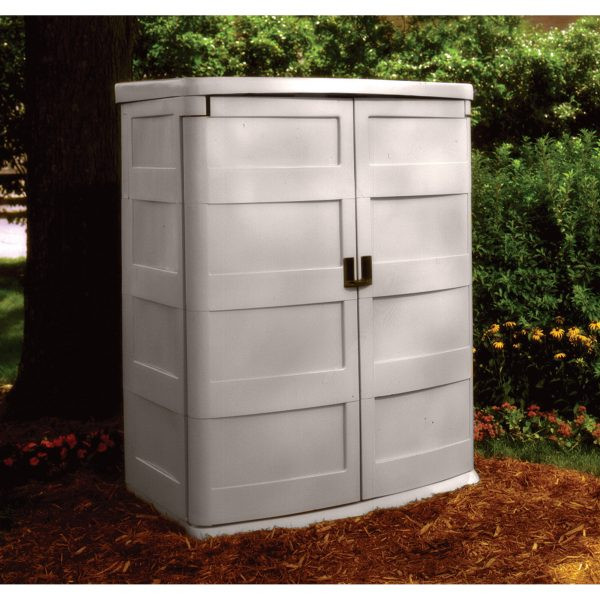 Best ideas about Garden Storage Cabinet . Save or Pin Ideas Outdoor Storage Cabinet — The Home Redesign Now.