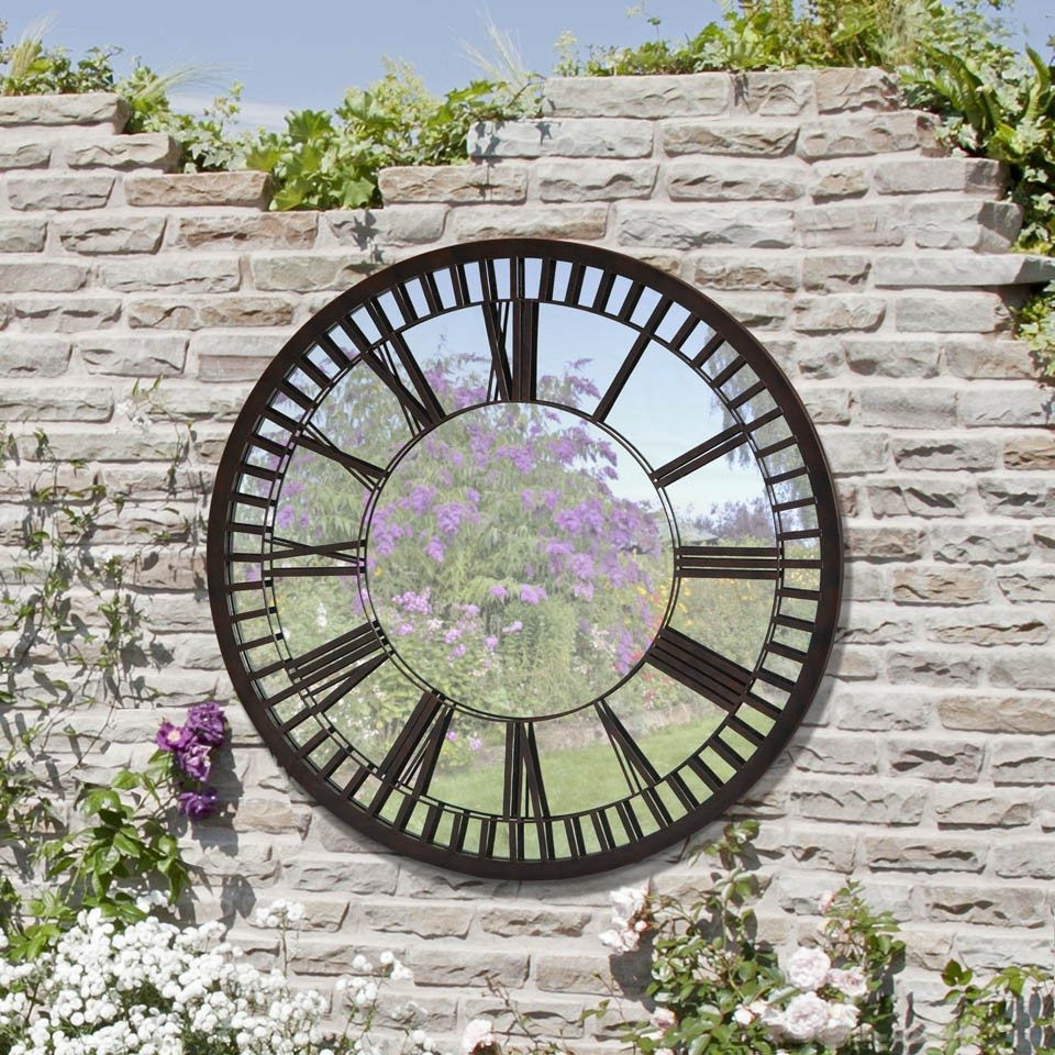 Best ideas about Garden Wall Art . Save or Pin Make your Outdoor Wall Art Ideas your Neighbours' Envy Now.