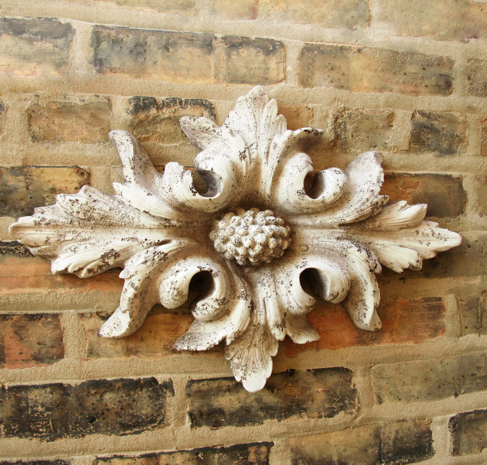 Best ideas about Garden Wall Art . Save or Pin Berries In Flower Leaves Outdoor Garden Wall Art Decor Now.