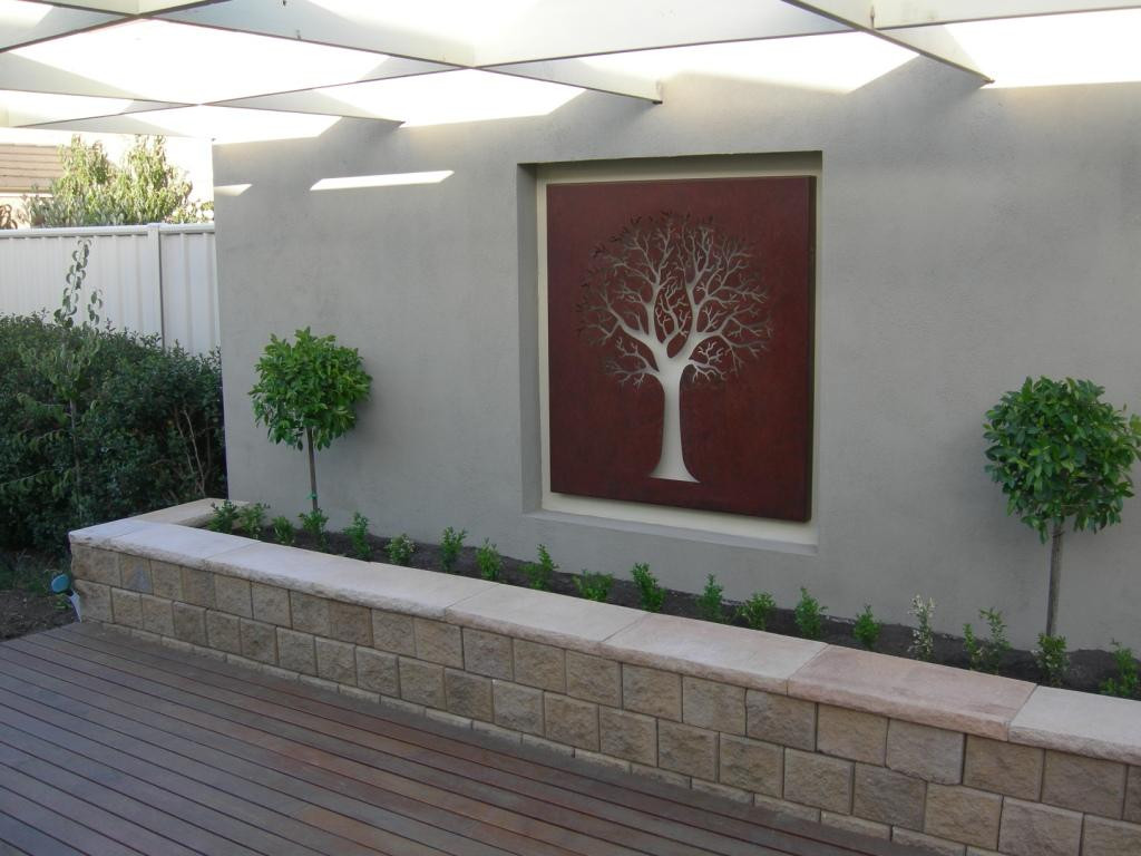 Best ideas about Garden Wall Artwork . Save or Pin Garden Wall Art Galleries Overwrought Garden Art Now.