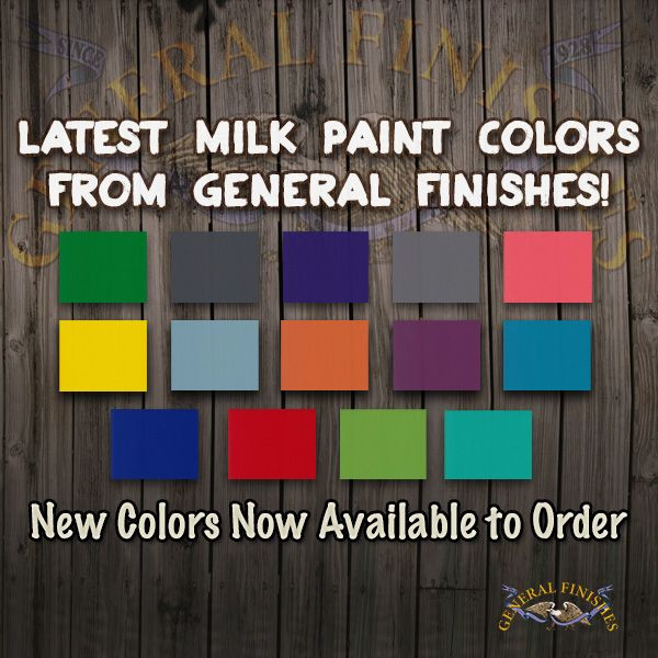 Best ideas about General Finishes Milk Paint Colors . Save or Pin 17 Best images about GF Milk Paint and products on Now.