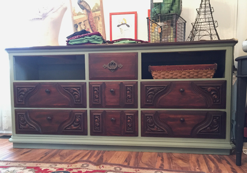 Best ideas about General Finishes Milk Paint Colors . Save or Pin Restyle Dresser using General Finishes milk paint color Now.