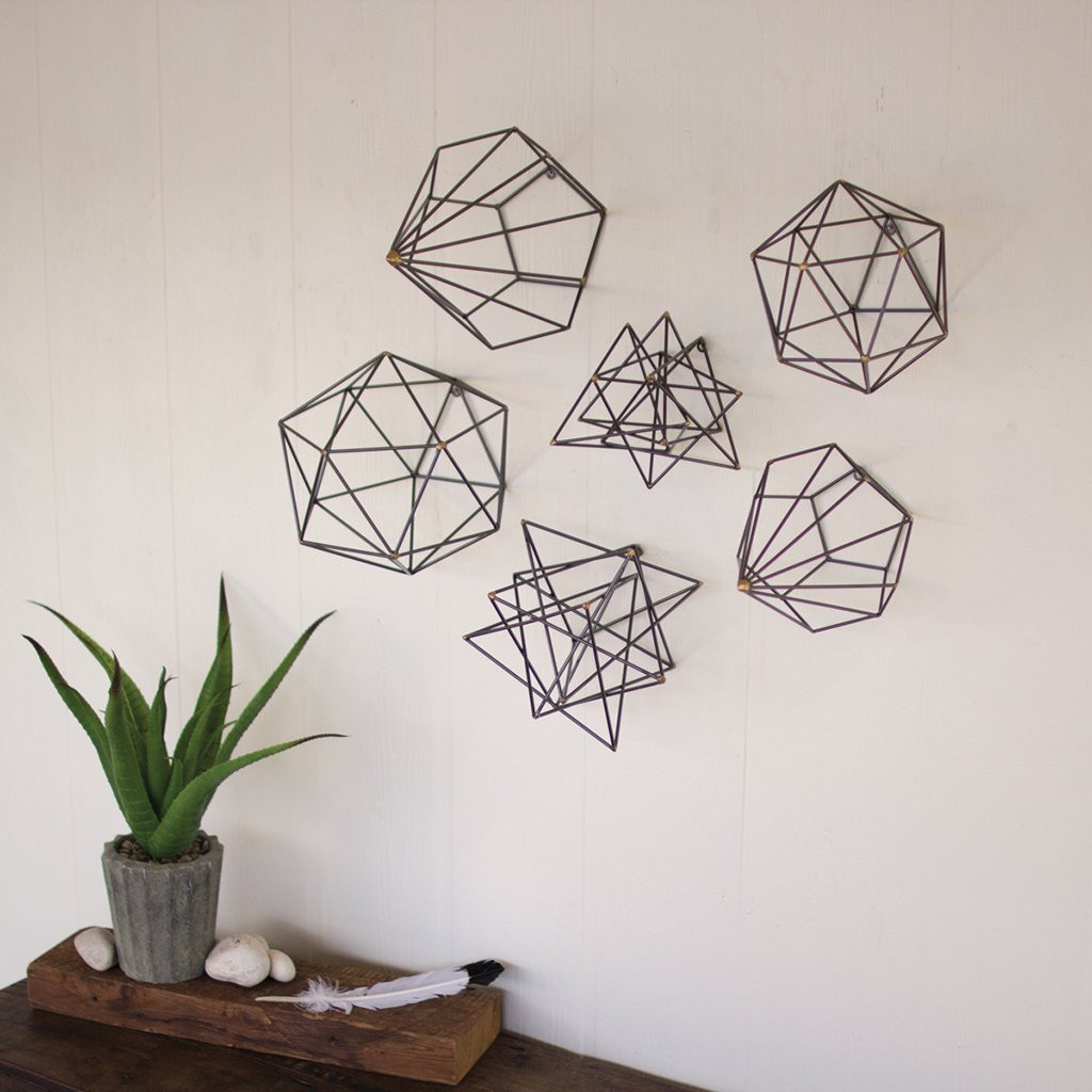 Best ideas about Geometric Wall Art . Save or Pin Geometric Wall Art – Now.