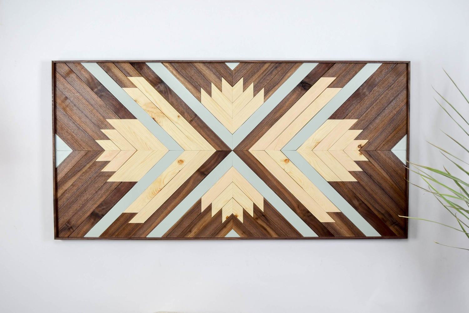 Best ideas about Geometric Wall Art . Save or Pin Wood Wall Art Wooden Wall Art Geometric Wood Art Wooden Now.