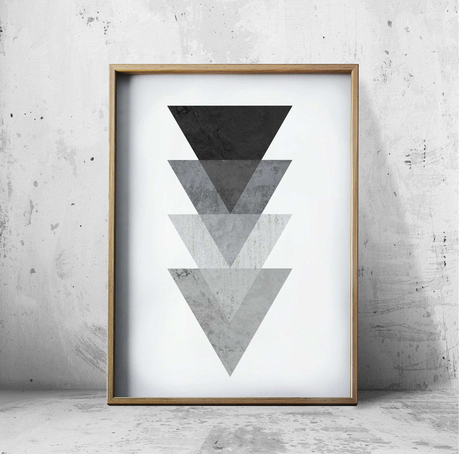 Best ideas about Geometric Wall Art . Save or Pin Posters Wall Art Prints Geometric Art Geometric by Now.
