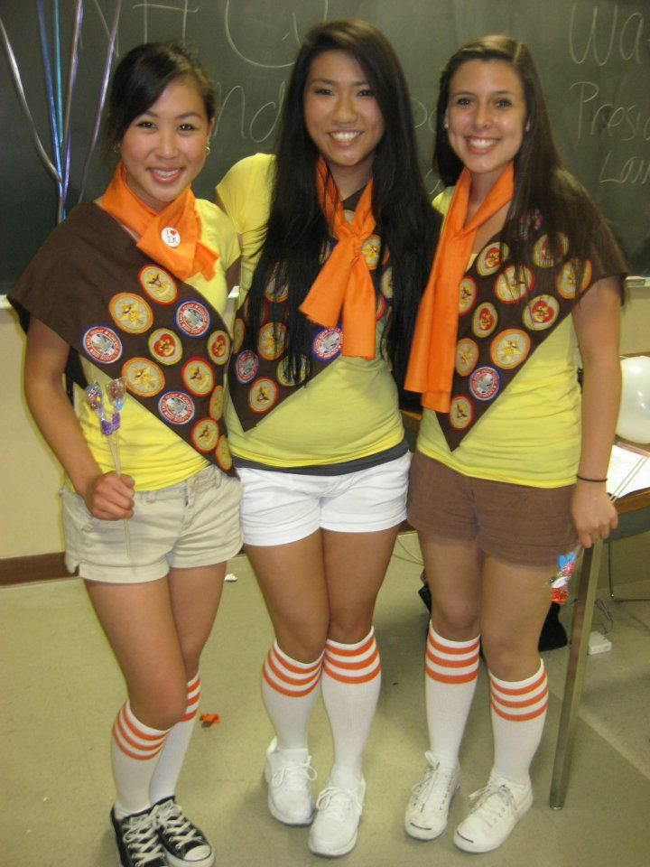 Best ideas about Girl Scout Costume DIY . Save or Pin Girl Scout costumes Socials & Costumes Now.