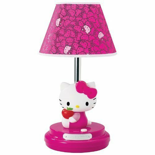 Best ideas about Girls Desk Lamp . Save or Pin HELLO KITTY KIDS CHILD CHILDREN GIRLS TABLE LAMP MAGENTA Now.