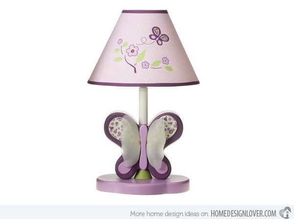 Best ideas about Girls Desk Lamp . Save or Pin 15 Stylish Girls Bedroom Table Lamps Decoration for House Now.