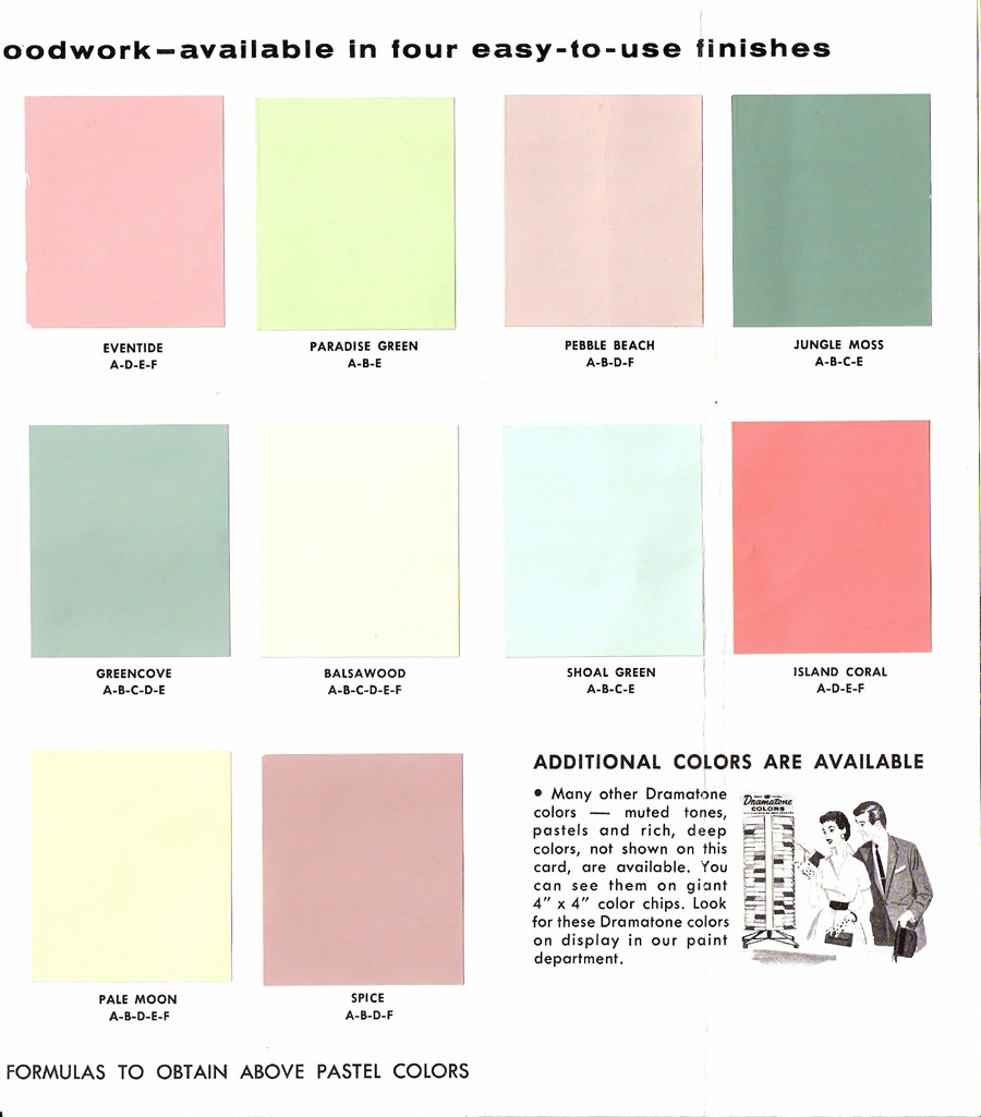 Best ideas about Glidden Paint Colors . Save or Pin The Sunshine Grove 1950s Glidden Interior Paint Now.