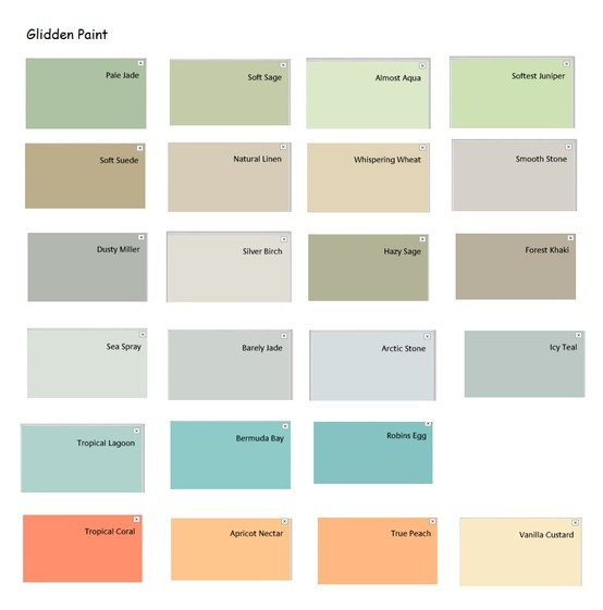 Best ideas about Glidden Paint Colors . Save or Pin Prospective interior colors freom Glidden Consumer Now.