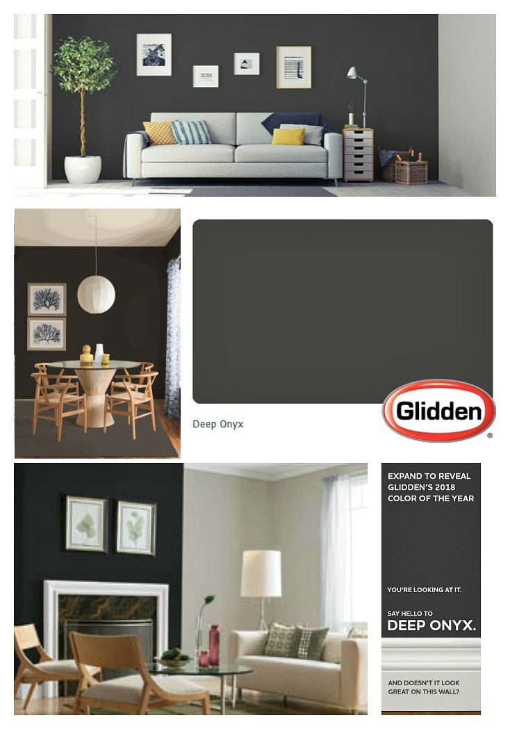 Best ideas about Glidden Paint Colors . Save or Pin 2018 Colors of the Year Now.