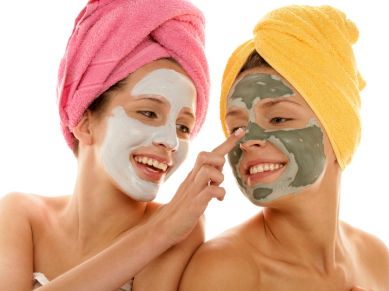 Best ideas about Good Face Masks For Acne DIY . Save or Pin How to Make a Homemade Skin Healing Face Mask Now.