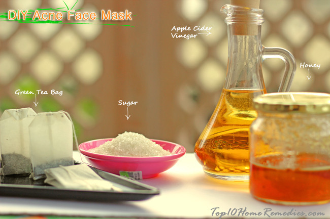 Best ideas about Good Face Masks For Acne DIY . Save or Pin Top 3 DIY Homemade Acne Face Masks with Now.