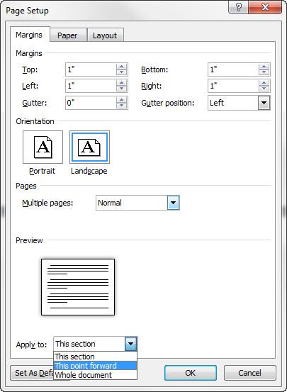 Best ideas about Google Docs Landscape . Save or Pin Google Docs make a single page landscape Web Now.