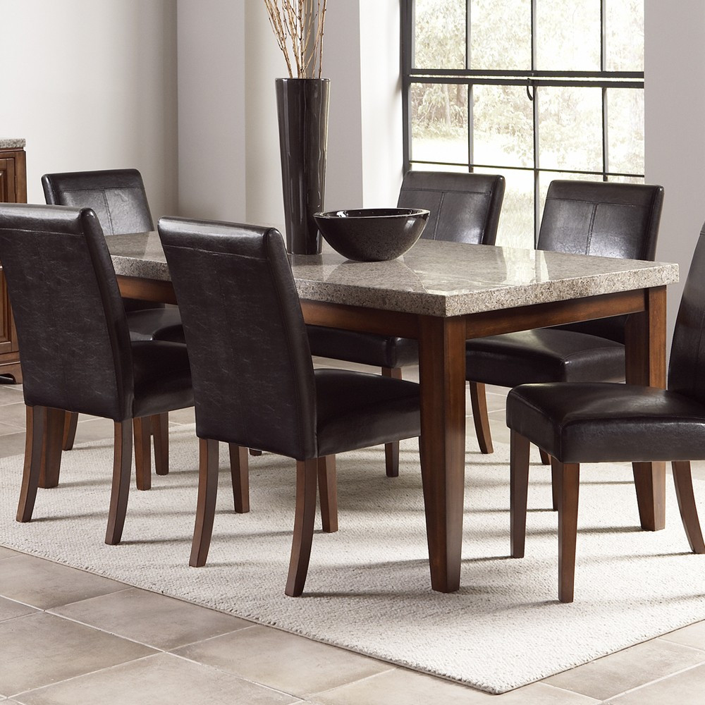 Best ideas about Granite Dining Table . Save or Pin Beautiful Granite Dining Table Set Now.