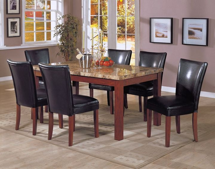 Best ideas about Granite Dining Table . Save or Pin 17 Amazing Granite Dining Room Table Designs Now.