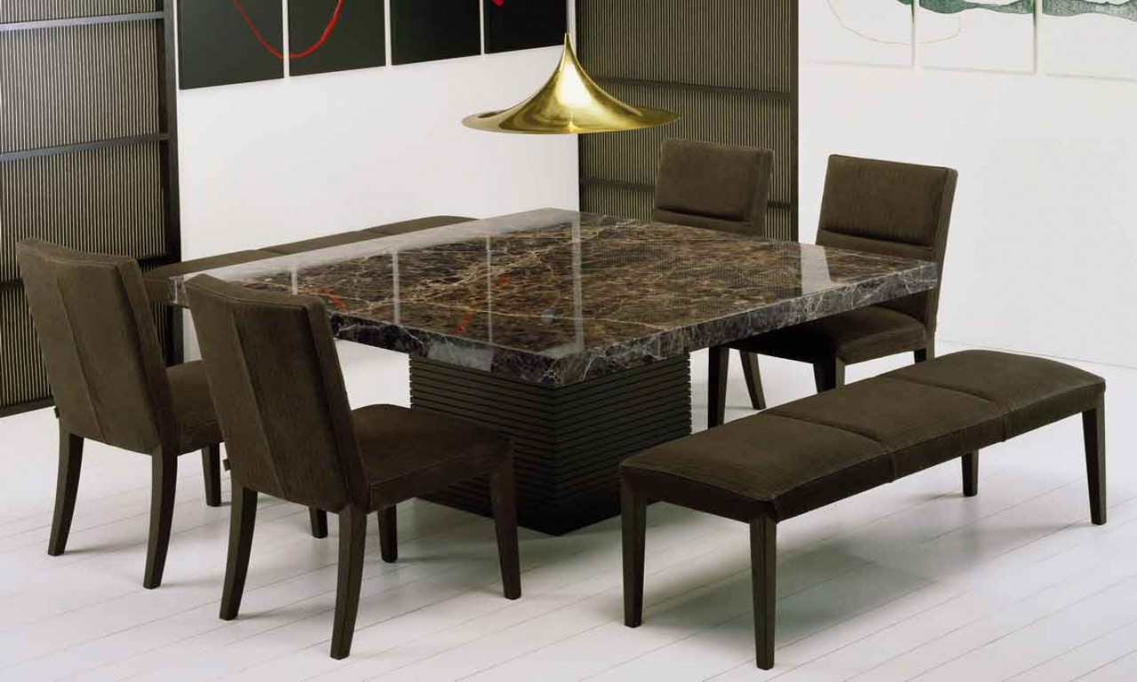 Best ideas about Granite Dining Table . Save or Pin Stone dining room table granite dining table stone dining Now.
