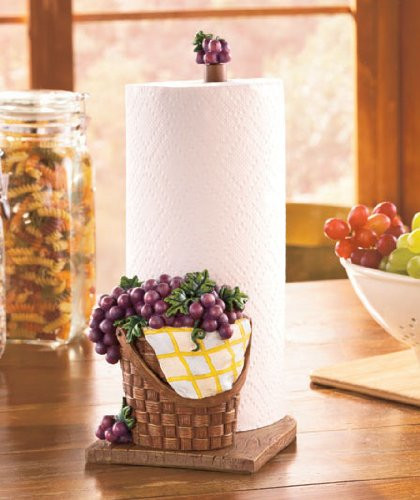 Best ideas about Grape Kitchen Decor . Save or Pin WINE GRAPE KITCHEN DECOR Now.