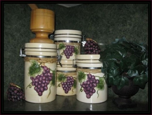 Best ideas about Grape Kitchen Decor . Save or Pin 50 Ways to Create a Grape Theme Kitchen Gorgeous Now.
