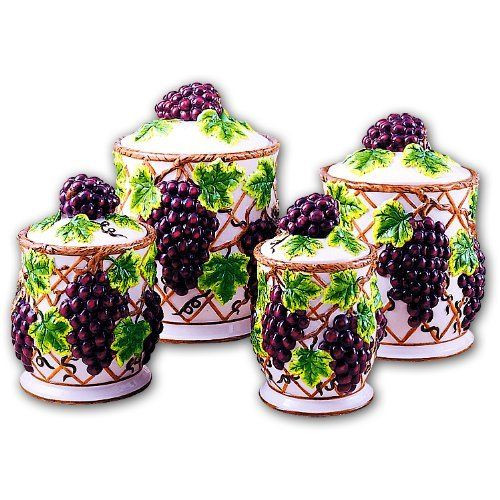 Best ideas about Grape Kitchen Decor . Save or Pin 1000 images about Grape Kitchen ideas on Pinterest Now.