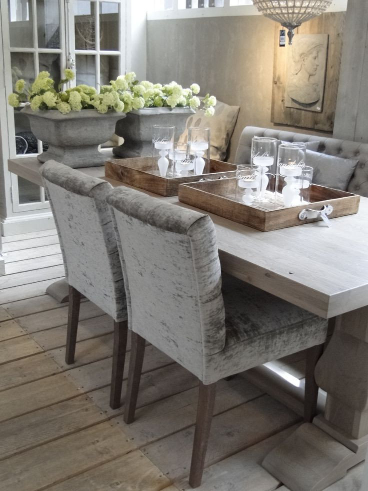 Best ideas about Gray Dining Table . Save or Pin 1000 ideas about Gray Dining Tables on Pinterest Now.