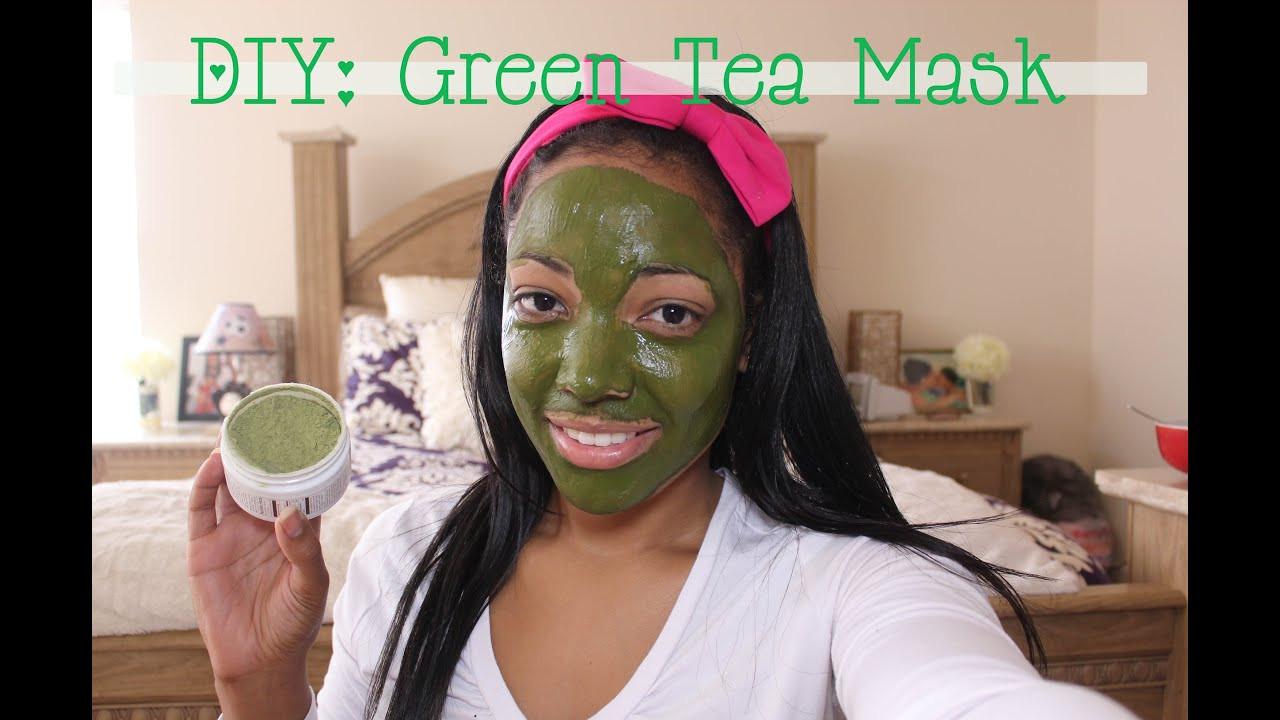 Best ideas about Green Tea Face Mask DIY . Save or Pin DIY Green Tea Face Mask Now.