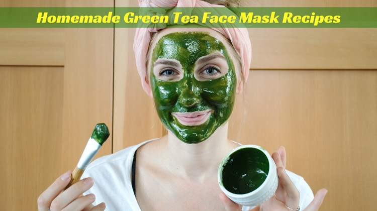Best ideas about Green Tea Face Mask DIY . Save or Pin DIY Homemade Green Tea Face Mask Recipes for Glowing Skin Now.