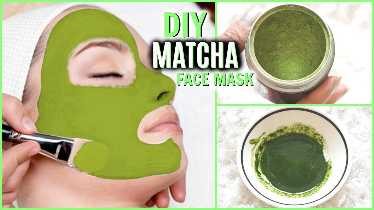 Best ideas about Green Tea Face Mask DIY . Save or Pin DIY Matcha Green Tea Face Mask for Healthy Skin│Erase Now.