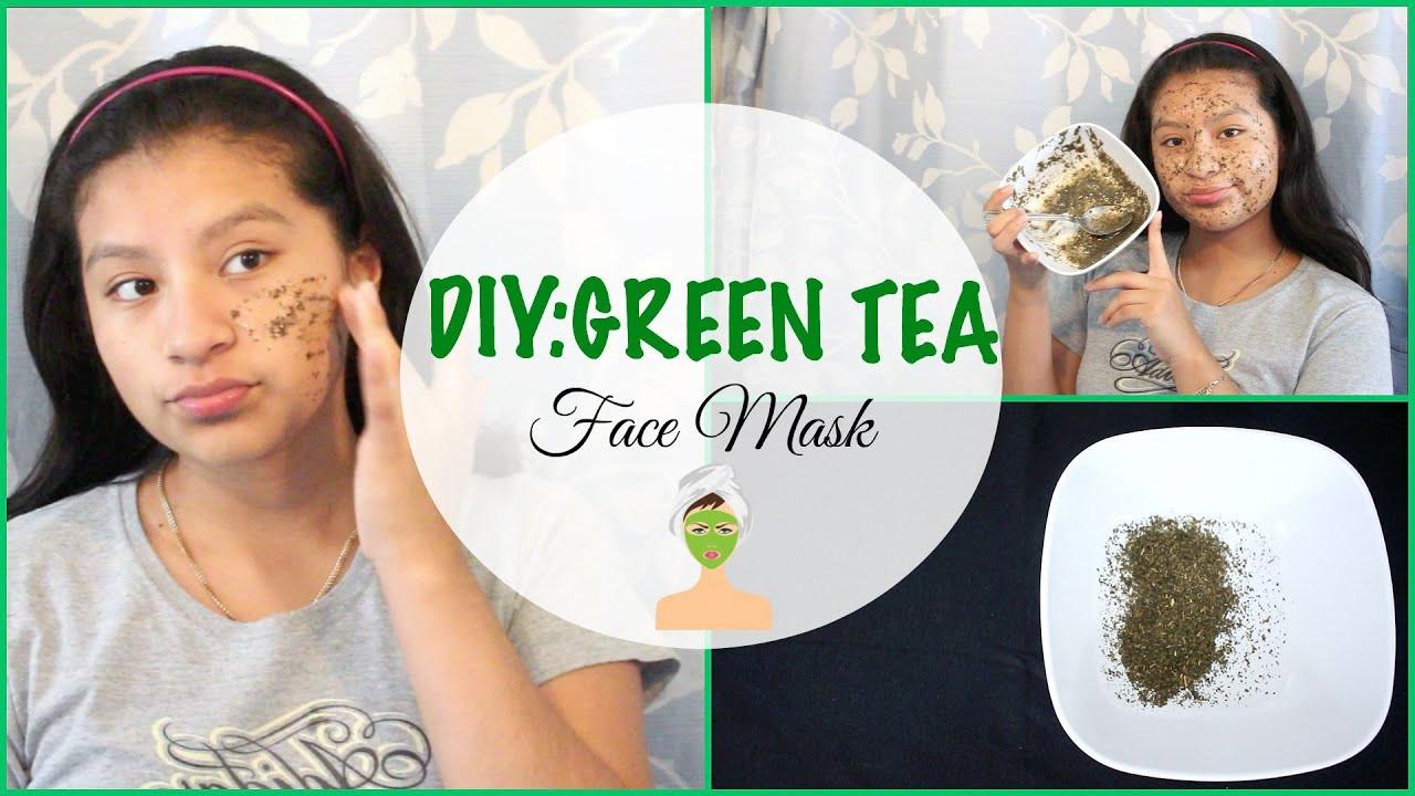 Best ideas about Green Tea Face Mask DIY . Save or Pin DIY Green Tea Face Mask♡ Now.