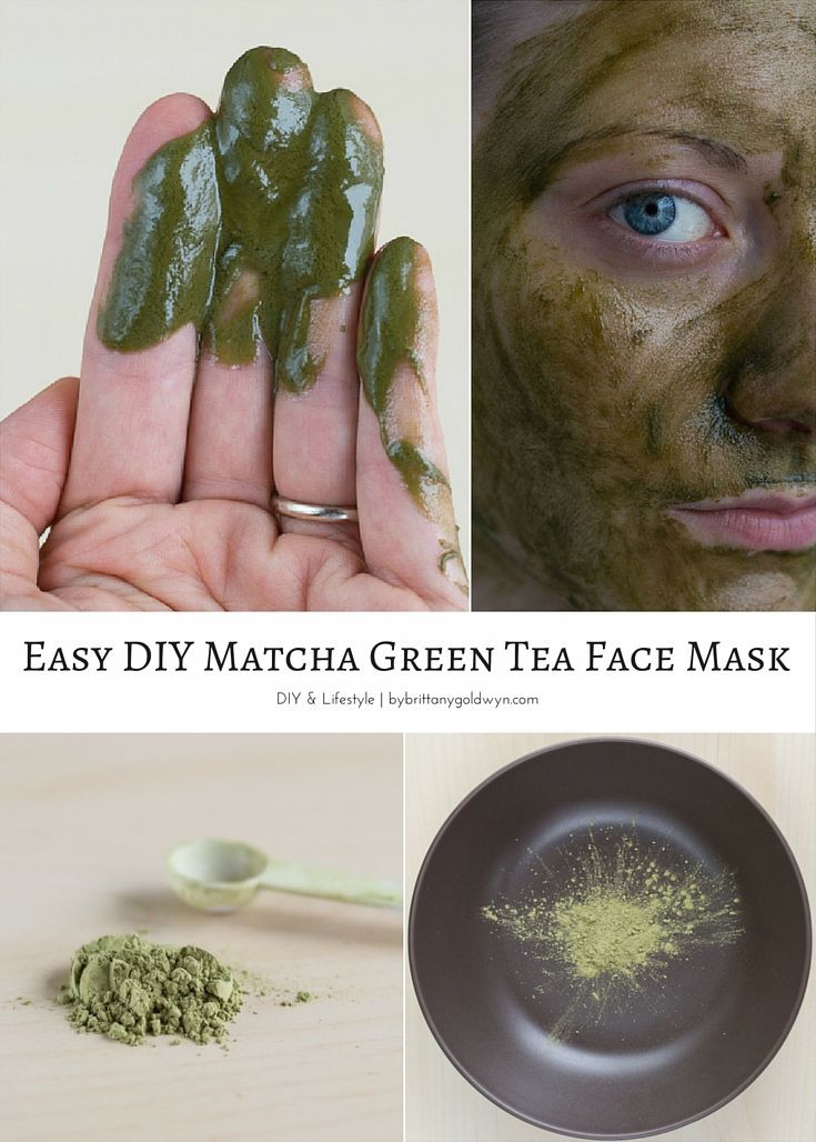 Best ideas about Green Tea Face Mask DIY . Save or Pin Make a Matcha Green Tea and Coconut Oil Mask Now.