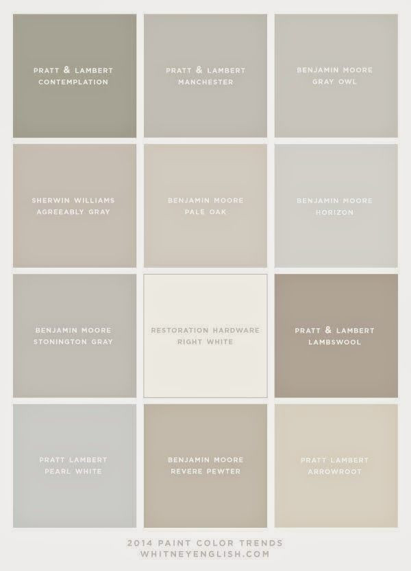 Best ideas about Greige Paint Colors . Save or Pin Greige paint colors Paint Colors Now.