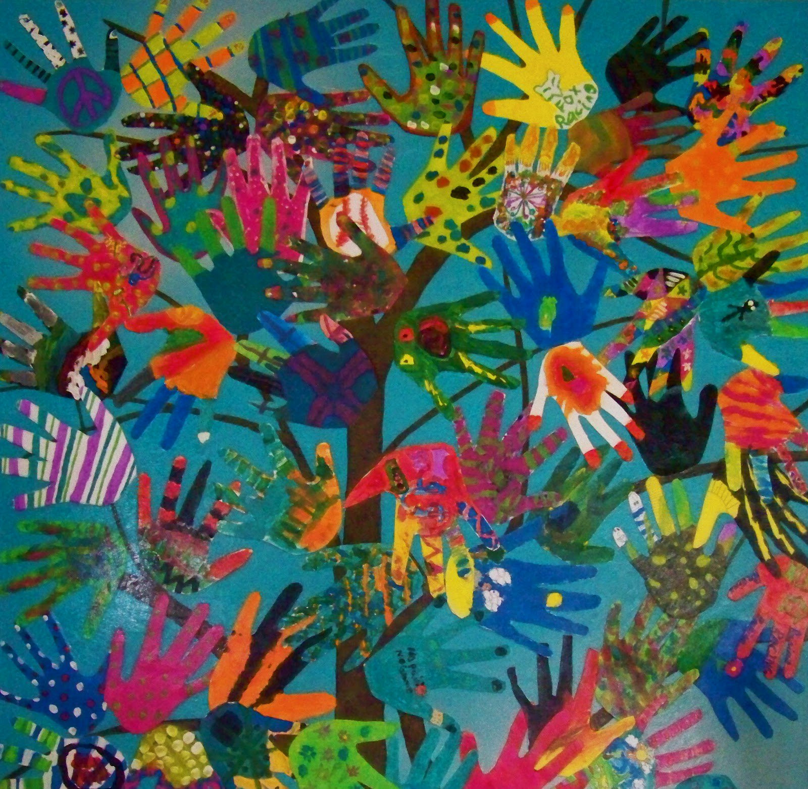 Best ideas about Group Art Project For Kids . Save or Pin Three Reasons Why Everyone Should Take an Ethnic Stu s Now.