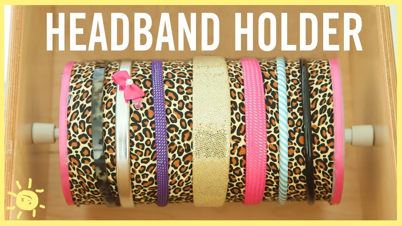 Best ideas about Hair Accessories Organizer DIY . Save or Pin DIY Now.