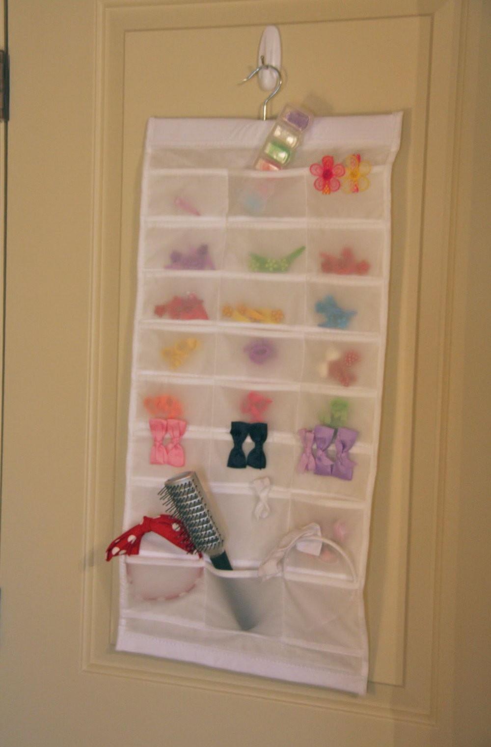 Best ideas about Hair Accessories Organizer DIY . Save or Pin Hair Band Organizer Diy Now.