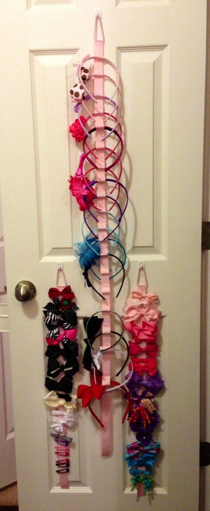 Best ideas about Hair Accessories Organizer DIY . Save or Pin Hair Accessory Organizer DIY Craftwork Now.