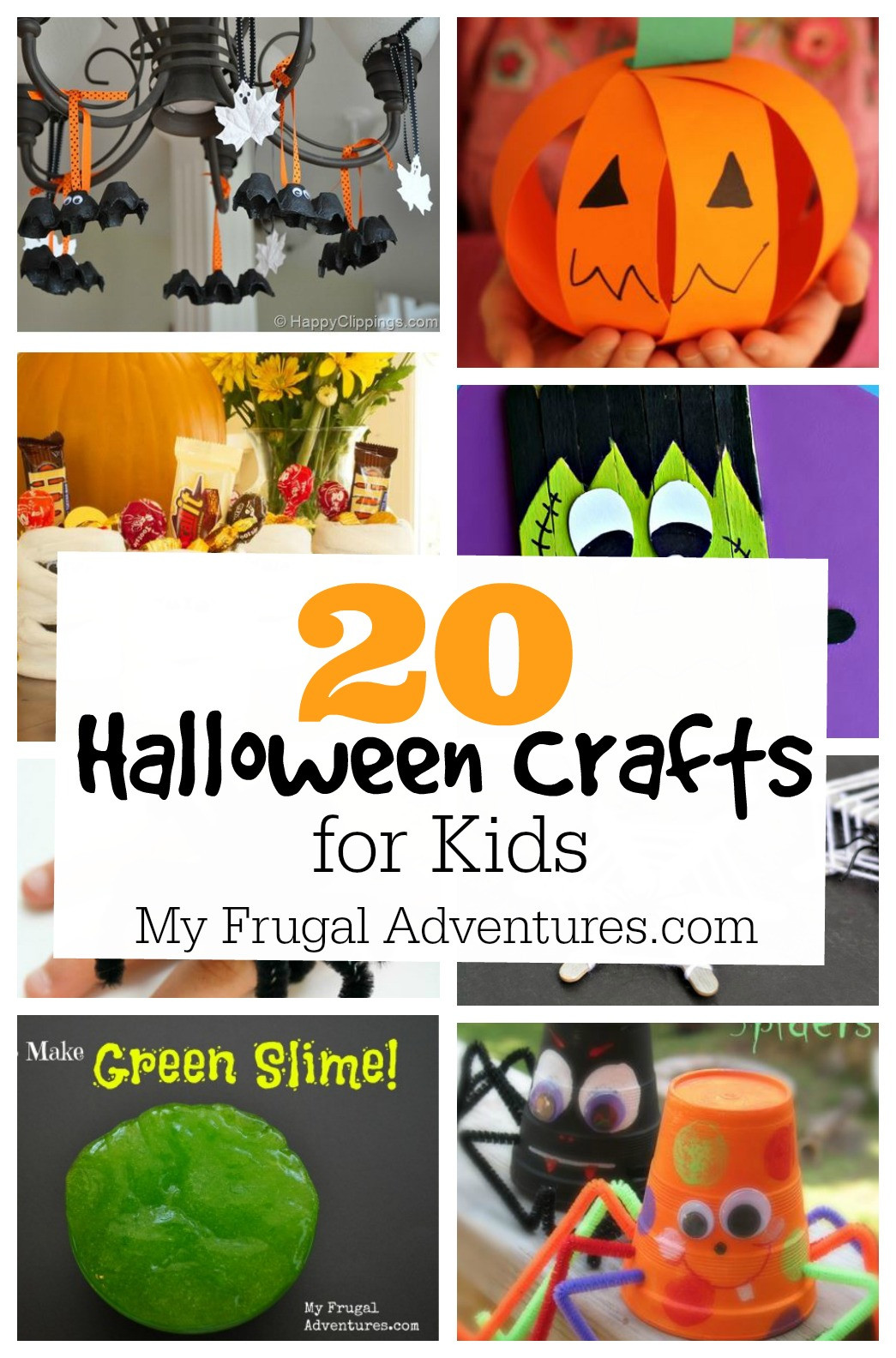 Best ideas about Halloween Craft Ideas For Kids . Save or Pin Halloween Candy Deals Roundup My Frugal Adventures Now.