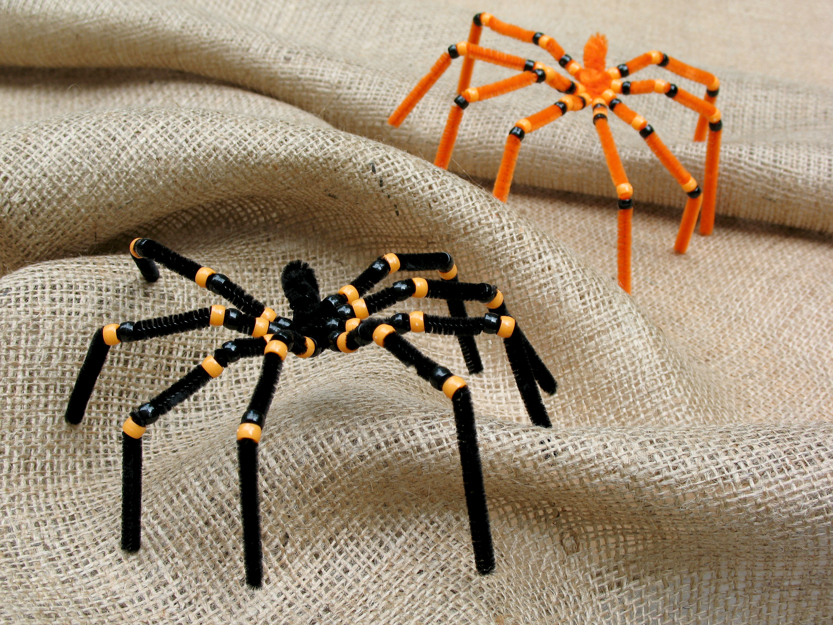 Best ideas about Halloween Craft Ideas For Kids . Save or Pin Preschool Crafts for Kids Halloween Spider Pipe Cleaner Now.