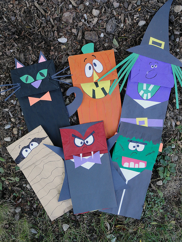 Best ideas about Halloween Craft Ideas For Kids . Save or Pin 15 Kids Halloween Crafts & Activities Now.