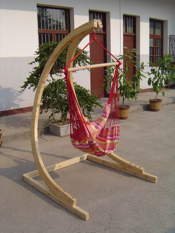 Best ideas about Hammock Chair Stand DIY . Save or Pin How to Choose a Hammock and Hammock Stand Now.