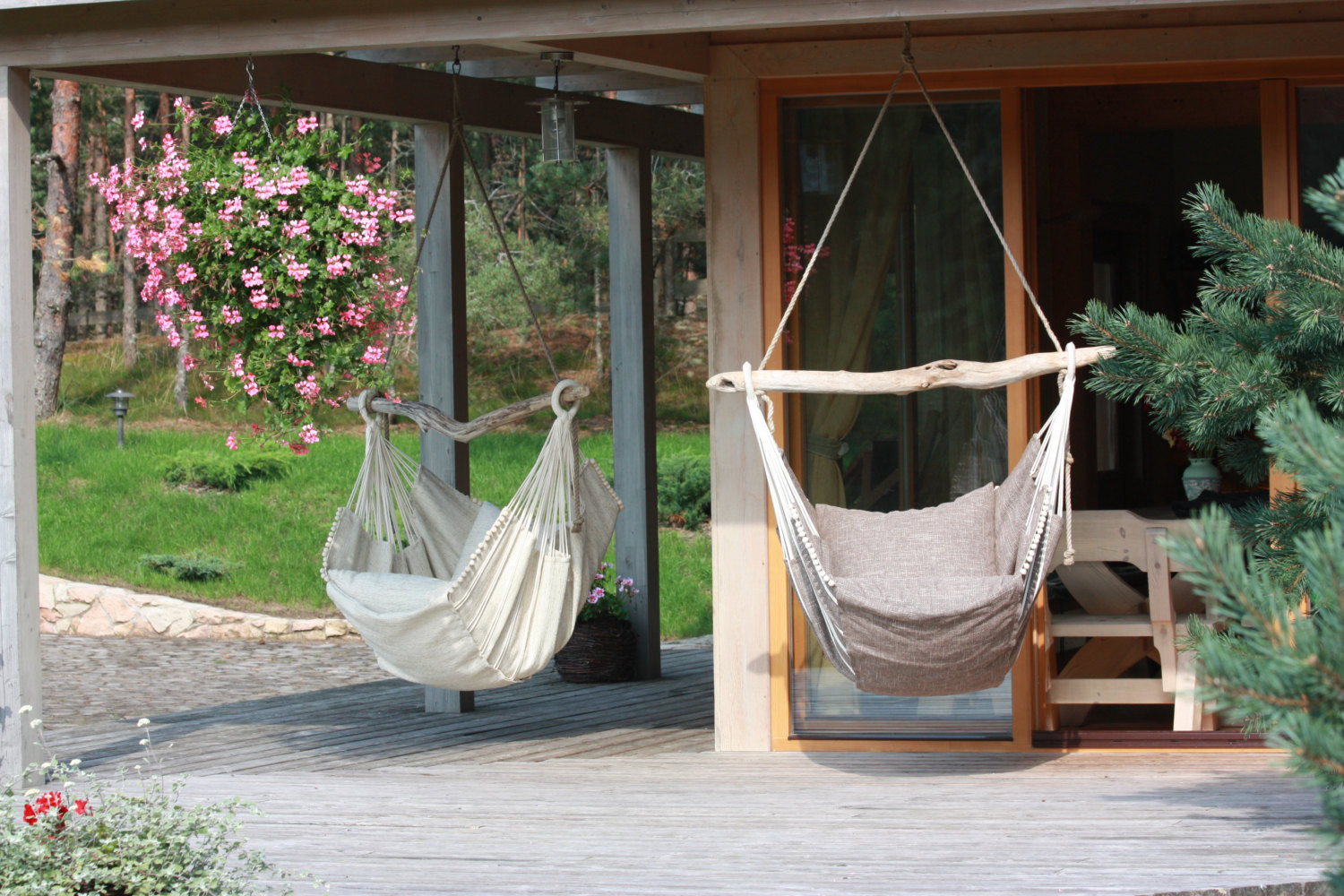 Best ideas about Hammock Chair Stand DIY . Save or Pin Traditional Patio and Terrace with Diy Hammock Chair Stand Now.