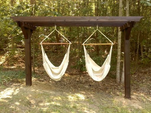 Best ideas about Hammock Chair Stand DIY . Save or Pin 25 best ideas about Hanging chair stand on Pinterest Now.
