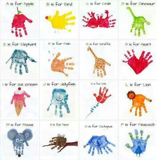 Best ideas about Hand Art For Kids . Save or Pin Best 25 Hand print animals ideas on Pinterest Now.