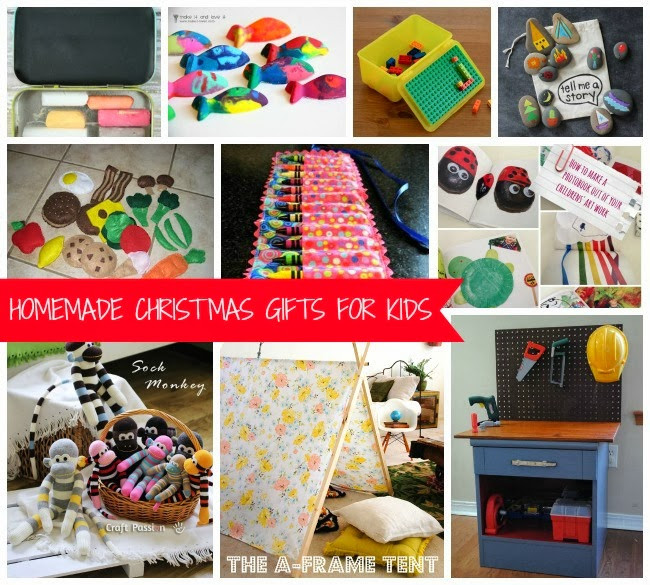 Best ideas about Handmade Christmas Gifts For Kids . Save or Pin Emma s Diary Homemade Christmas Gifts For Kids Now.