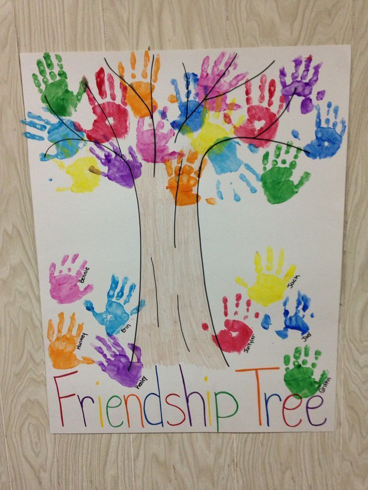 Best ideas about Handprint Crafts For Preschoolers . Save or Pin 25 best ideas about Preschool first day on Pinterest Now.