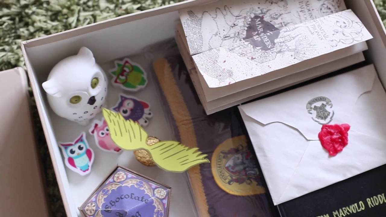 The Best Harry Potter Diy Gifts Best Collections Ever
