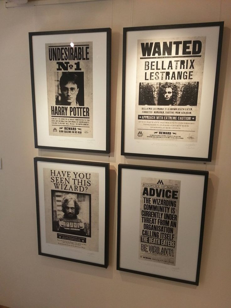 Best ideas about Harry Potter Wall Art . Save or Pin Best 25 Harry potter decor ideas only on Pinterest Now.