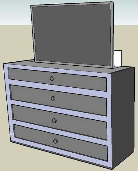 Best ideas about Hidden Tv Cabinet . Save or Pin Best 25 Hidden tv cabinet ideas on Pinterest Now.