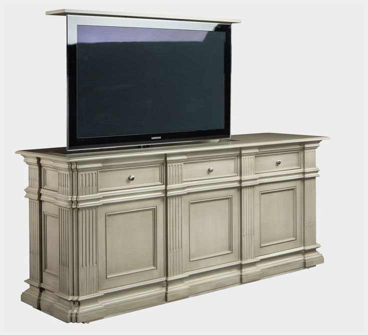 Best ideas about Hidden Tv Cabinet . Save or Pin 1000 images about Motorized Tv Lift Cabinet on Pinterest Now.