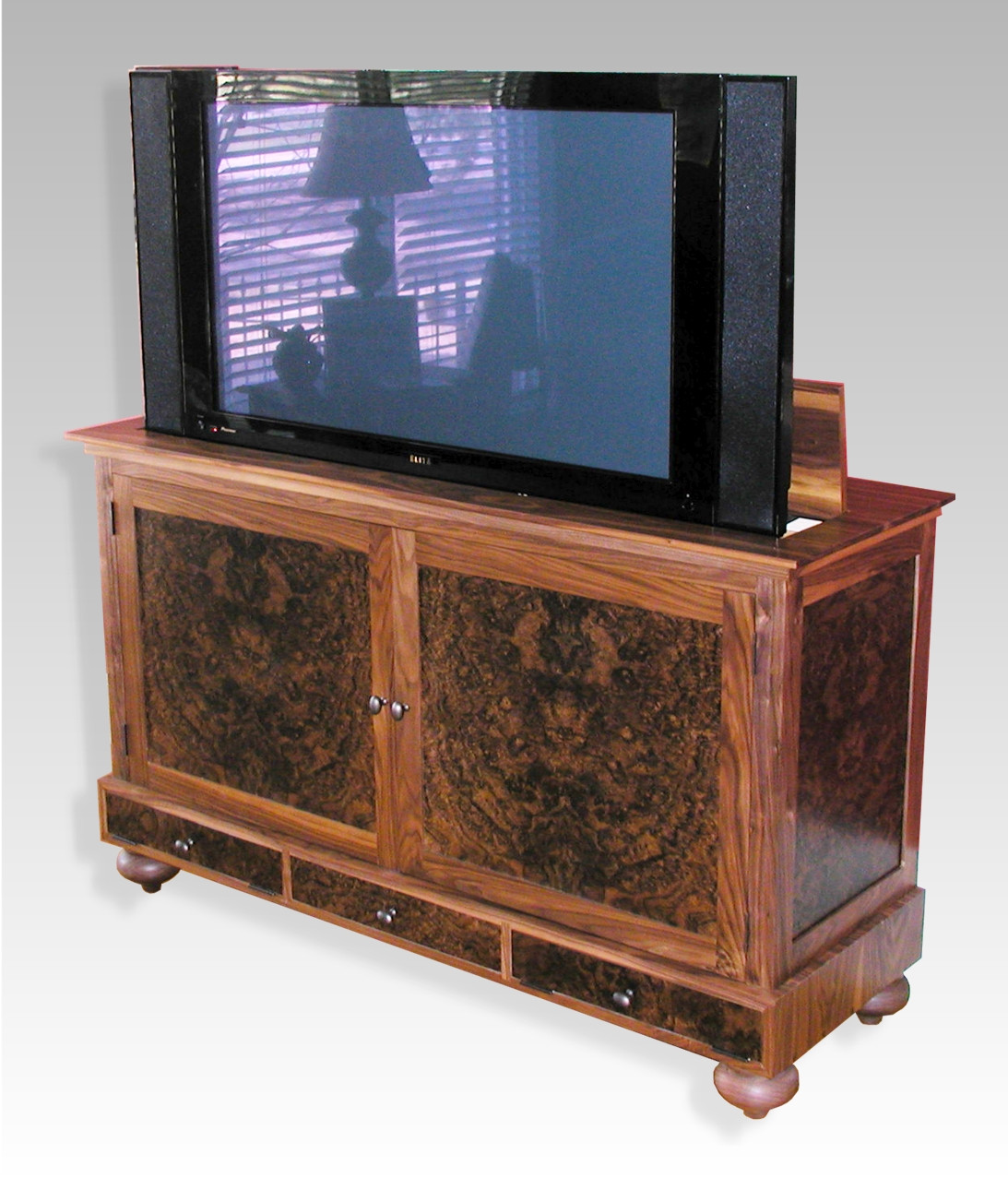Best ideas about Hidden Tv Cabinet . Save or Pin Amazing Tv Cabinets With Lifts 7 Hidden Tv Cabinet With Now.
