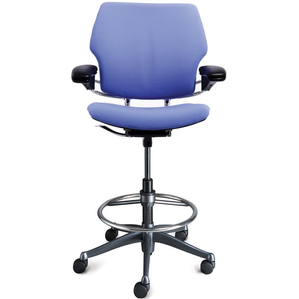 Best ideas about High Office Chair . Save or Pin Humanscale Freedom Ergonomic Drafting Leather High fice Now.